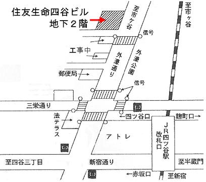Jimusho Map